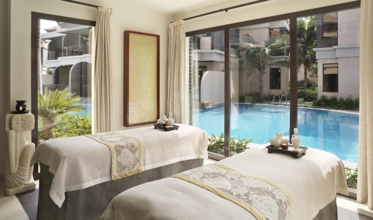 thumbnail_Anantara The Palm Dubai Resort_ Couples_Treatment Room - Dine & Unwind